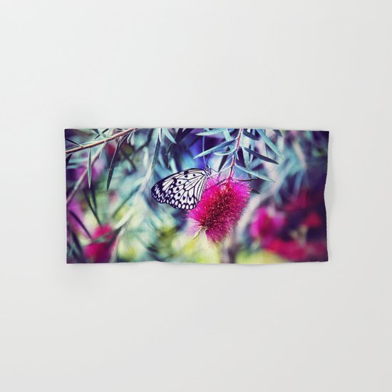 Butterfly Hand & Bath Towel