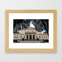 Imperial Museum Framed Art Print