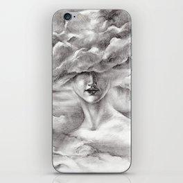 IN CLOUDS iPhone Skin