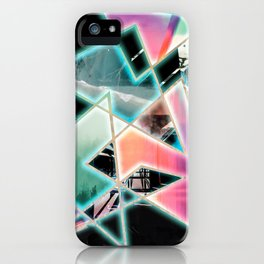 Leng Pattern 6 iPhone Case