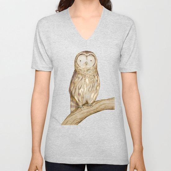 Tawny Owl by sophiecorrigan