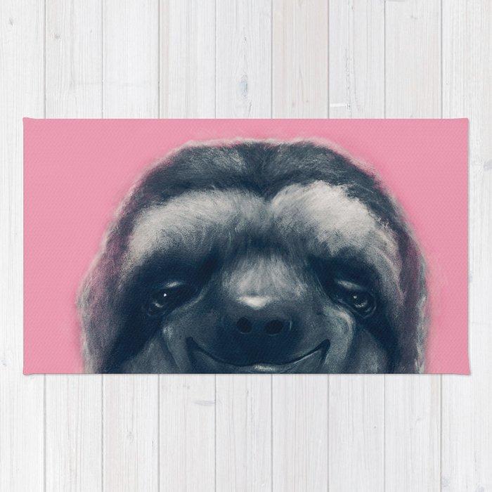 Sloth #1 Rug