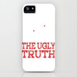 Wear a unique and naughty tee design that will totally complete your day! Grab it now!Nice gift too! iPhone Case
