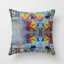 Akin to recalling, instead; understood mimicry. 10 Throw Pillow
