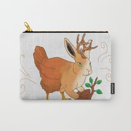 The Woolly Wolpertinger Carry-All Pouch