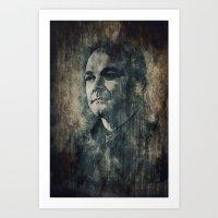 crowley Art Prints featuring Crowley by Sirenphotos