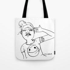Forever Awkward Club Tote Bag