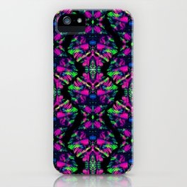 Birds of Paradise Nº1 iPhone Case