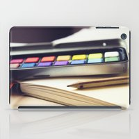creativity iPad Cases featuring Creativity by BURNEDINTOMYHE∆RT♥