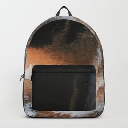 Copper Whirlwind Backpack