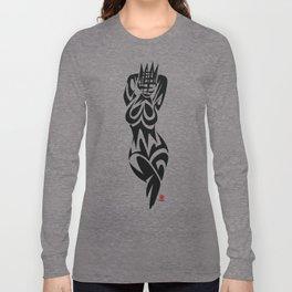 ABSTRACT QUEEN Long Sleeve T-shirt