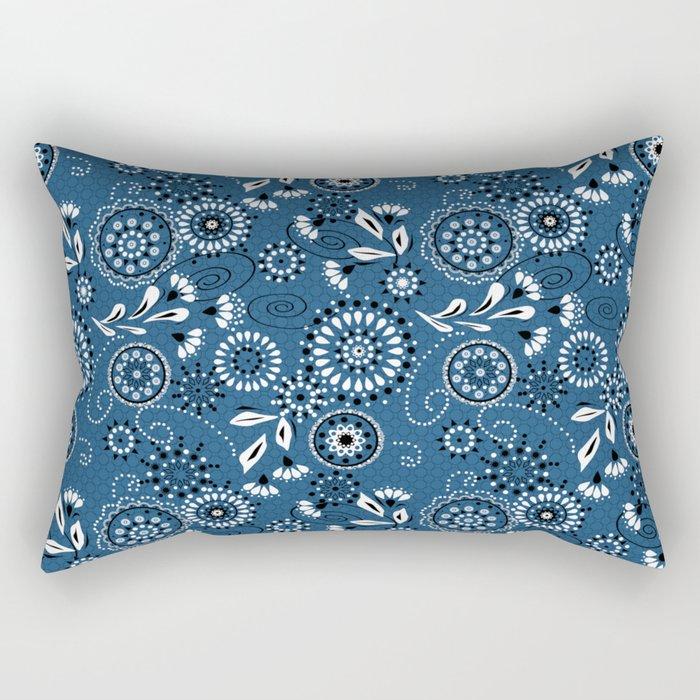 Fairy ornament Rectangular Pillow