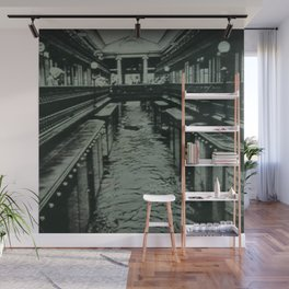 1938 Great Hurricane Flood of the Arcade and Providence, Rhode Island Wall Mural