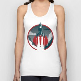 The Voyage Unisex Tank Top