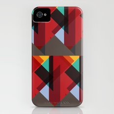 Crazy Abstract Stuff iPhone (4, 4s) Slim Case