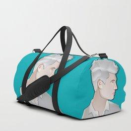 paper man Duffle Bag