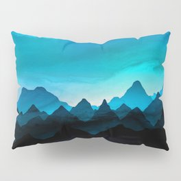 Night Storm In The Mountains Pillow Sham