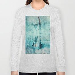 """abstract surfer #2"" Long Sleeve T-shirt"