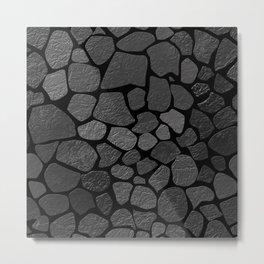 Stone wall 1 Metal Print