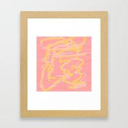 Spring is light no. 2 Framed Art Print