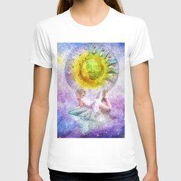 Little Dreamer Triptych T-shirt