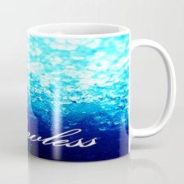 FLAWLeSS Turquoise Crystals Coffee Mug