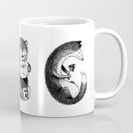 Woodland Animals (ABC) Coffee Mug