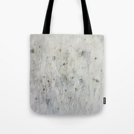 little blue Tote Bag