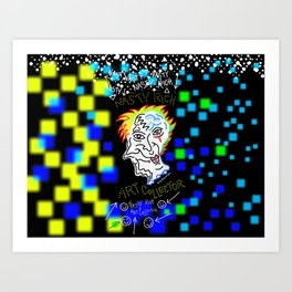 The Abstract Dream Art Print