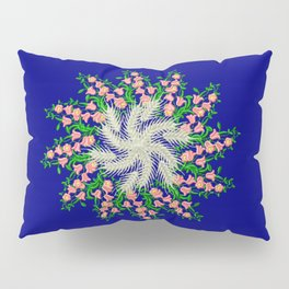 Mandala #103, Wheat, Symbol of Life Pillow Sham