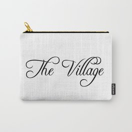 The Village Carry-All Pouch