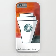 Not before my latte iPhone 6s Slim Case