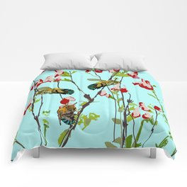 Blue Banded Bee Amegilla cingulata Comforters