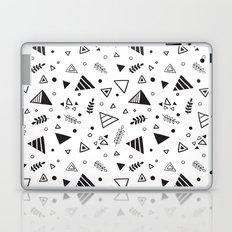 Organic Triangles Laptop & iPad Skin