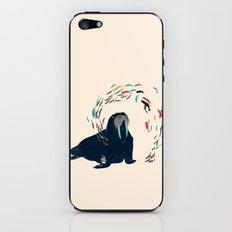 Walrus. iPhone & iPod Skin