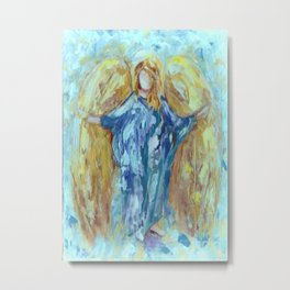 Eloise Guardian Angel  Metal Print