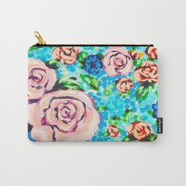 Rosy Dreams Carry-All Pouch