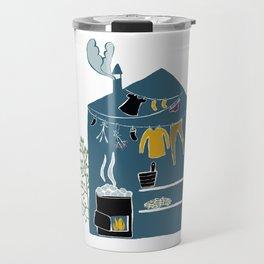 Sauna Travel Mug
