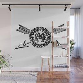 Arrows 2 Wall Mural