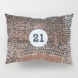 21 Pillow Sham