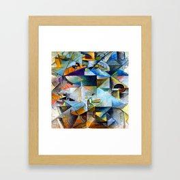 Kazimir Malevich Samovar Framed Art Print