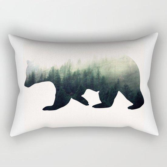 Aktouros 2 Rectangular Pillow