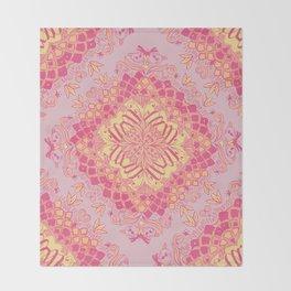 Love Butterfly Pattern Throw Blanket