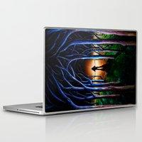 oasis Laptop & iPad Skins featuring Oasis by nicebleed