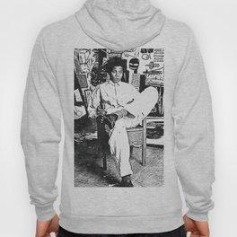 Jean-Michel Basquiat - American Haitian Puerto Rican Icon - Society6 Home PopArt 800 Hoody