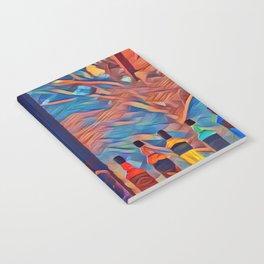 32 Windowsill Notebook