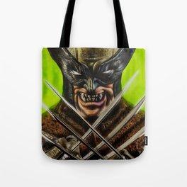 Wolverines Tote Bag