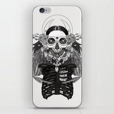 Las Muertitas: Sister Dark iPhone & iPod Skin