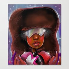 Garnet :: Stronger Than You Canvas Print