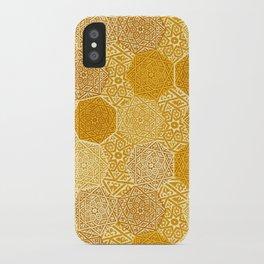 Saffron Souk iPhone Case